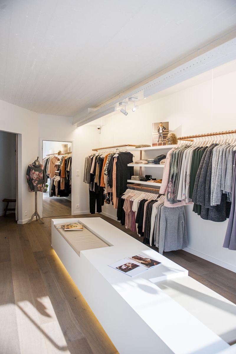 Italiaanse kledingwinkel inrichting in Temse, Cosenza - KOVE ...
