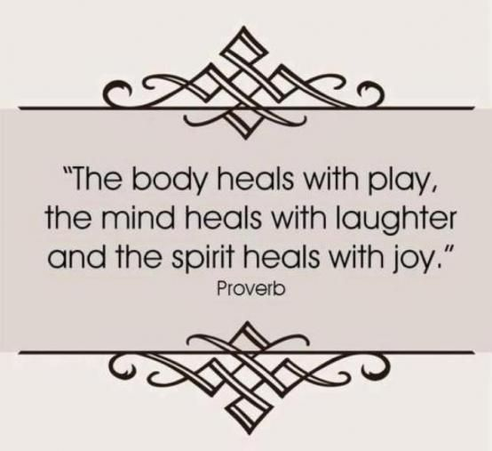 Daily Quote The Body Heals With Play Inspirational Words Words Inspirational Quotes