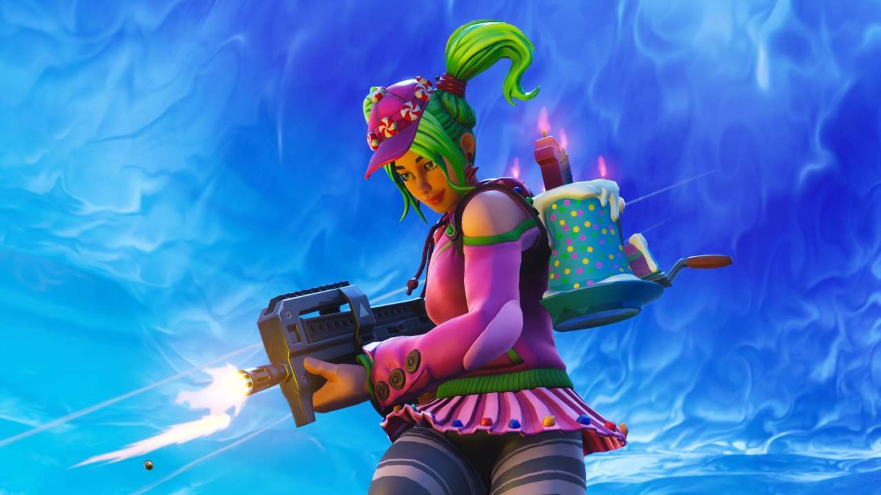 Fortnite update nerfs the overpowered smg and compact smg