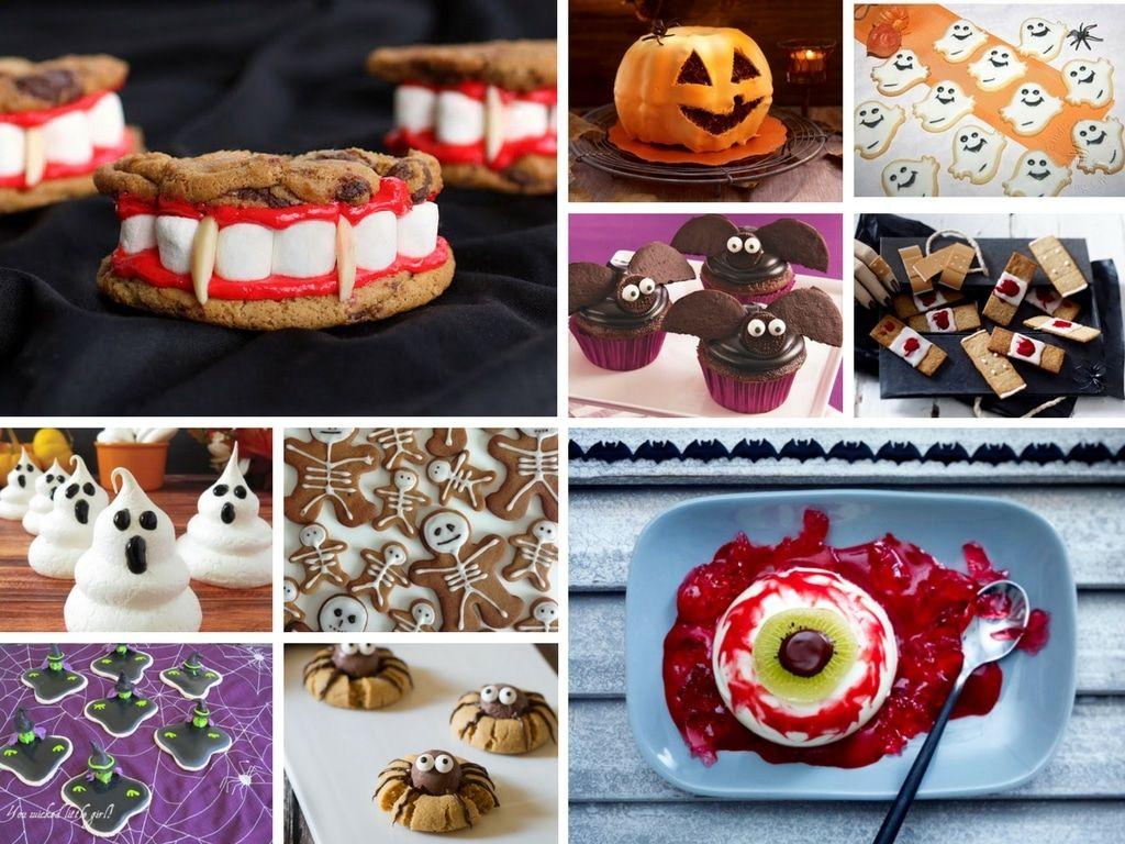 Backen für Halloween 10 geniale GruselSchocker zum