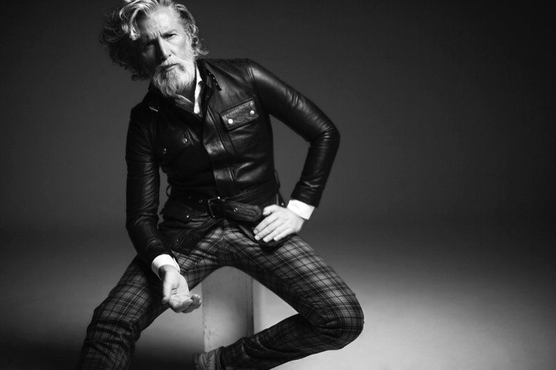 AIDEN SHAW FOR EL BURGUES FALL/WINTER 2014 CAMPAIGN
