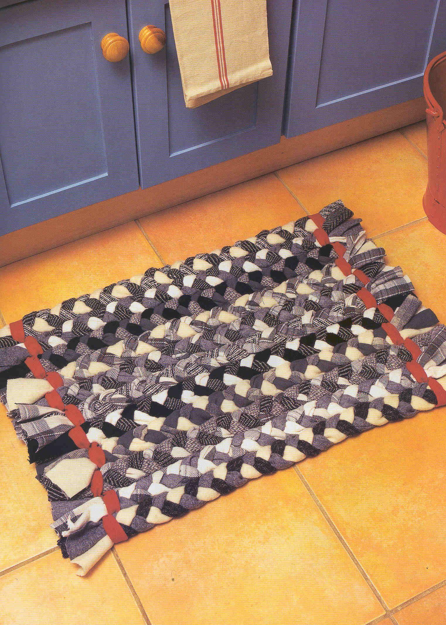 Домотканый коврик своими руками мастер класс фото 907