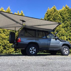 Vehicle Awnings Adventure Ready Car Awnings 4x4 Vehicles