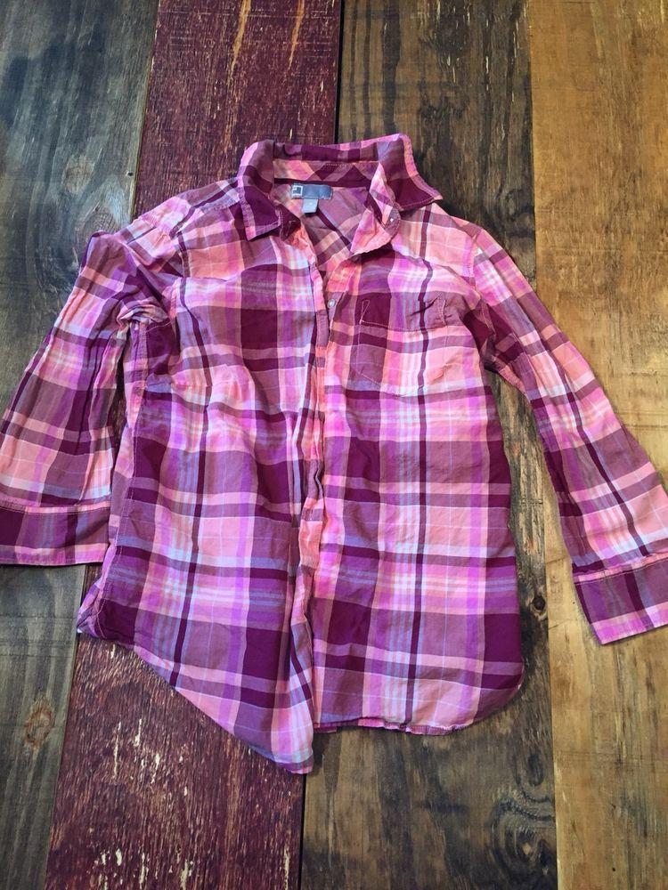 057106c8 JCP Girls Plaid Shirt Size Medium #fashion #clothing #shoes #accessories  #kidsclothingshoesaccs #girlsclothingsizes4up (ebay link)