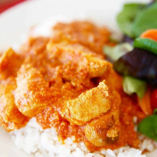 Instant Pot Chicken Curry  #food #foodie #foodphotography #yummy #delicious #foodblogger #foodlover #foodgasm #dinner #healthyfood #foodies #lunch #restaurant #tasty #eat #healthy #homemadenbsp #breakfast