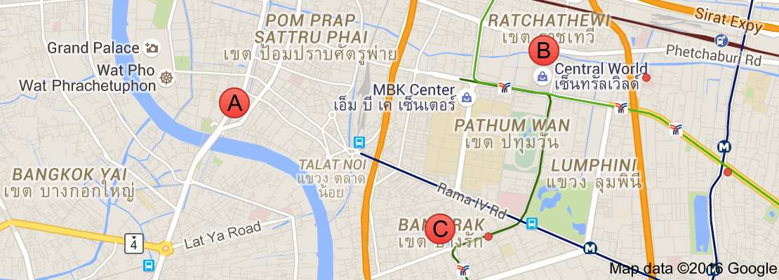 Map of western union bangkok locations western union pinterest map of western union bangkok locations gumiabroncs Image collections