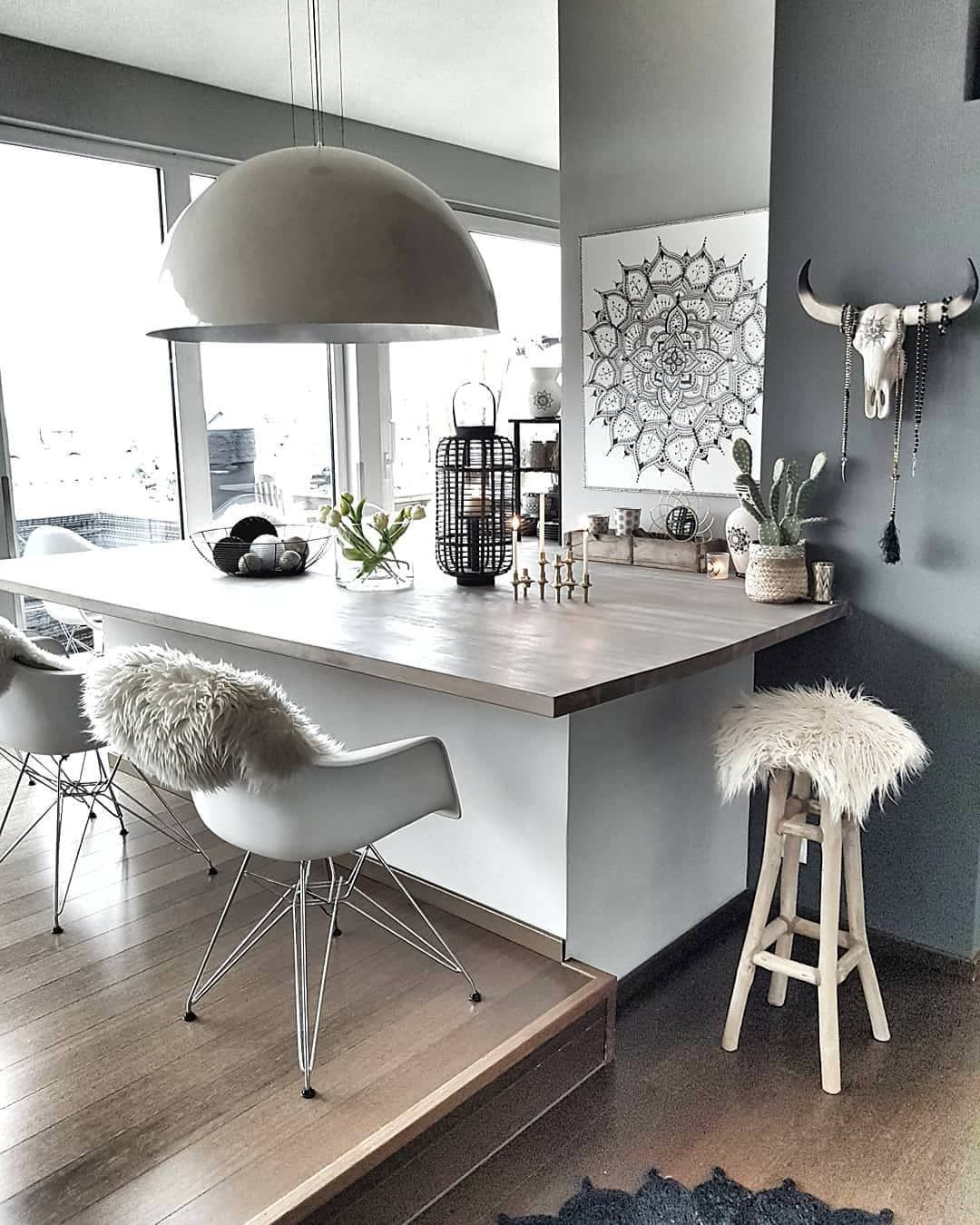 Scandinavian Decorideas: What Do You Think About This Scandinavian Style? Love That