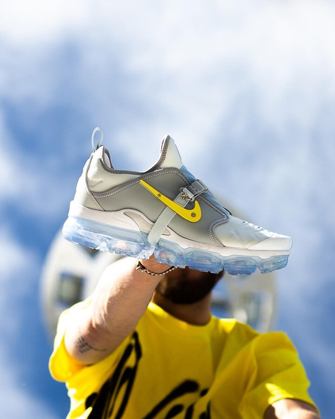 outlet store 8a288 684f3 Nike Air Vapormax Plus quot in grau - CI1506-001 | Sneakers+ ...