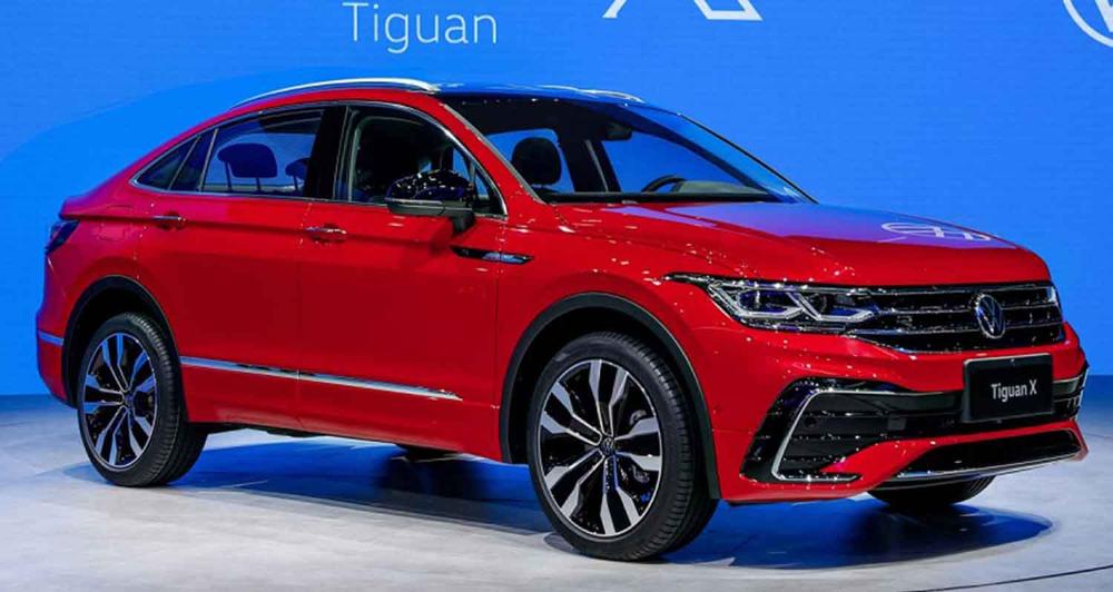 فولكس واغن تيغوان أكس كوبيه 2021 الجديدة بالكامل الكروس أوفر الشعبية الرائعة موقع ويلز Volkswagen Suv Suv Car