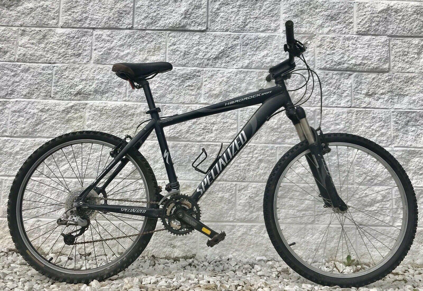 Specialized Hardrock Sport 19 L 24 Speed Mountain Bike