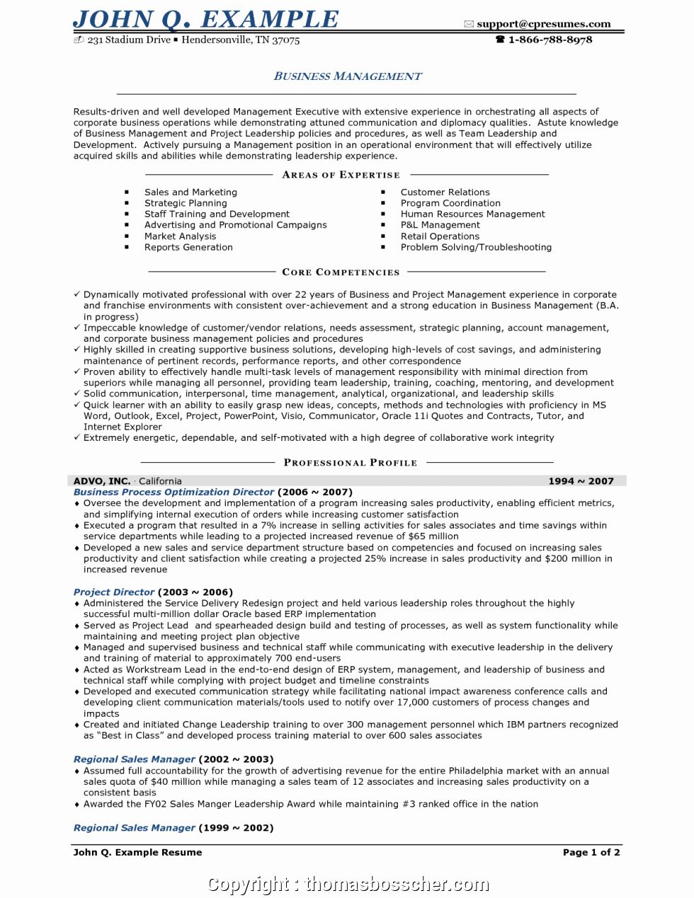23 small business owner resume examples in 2020 business