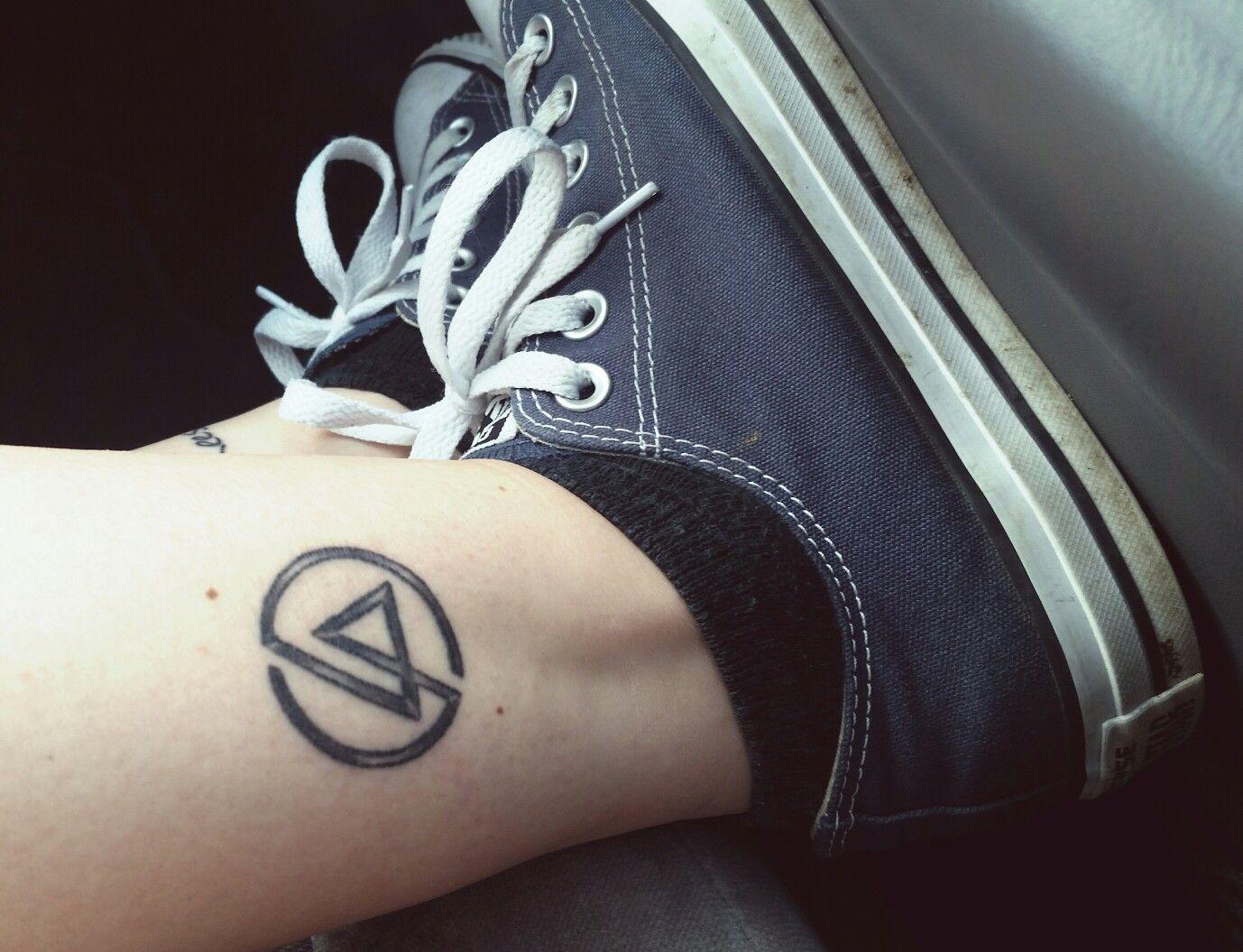 Linkin Park Logo Tattoo
