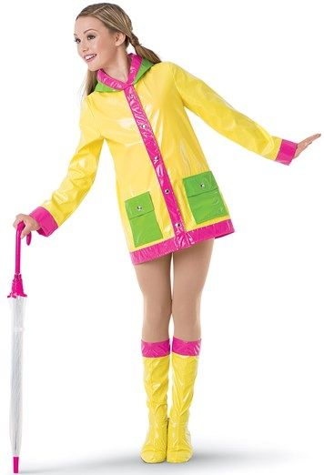 Tap 2 Singing In The Rain In 2019 Dance Costumes Rain