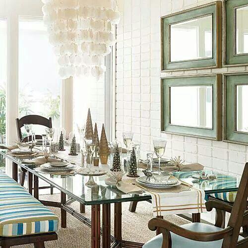 Palm Beach dining room