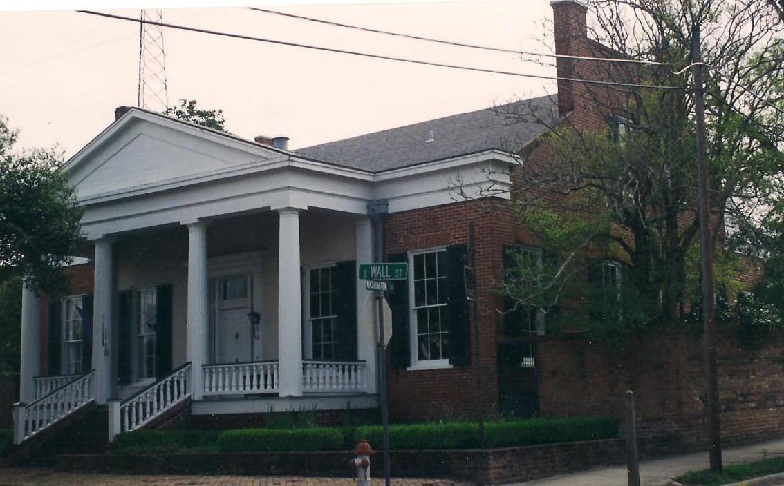 Dixie, 17951853, Natchez, Mississippi Architecture