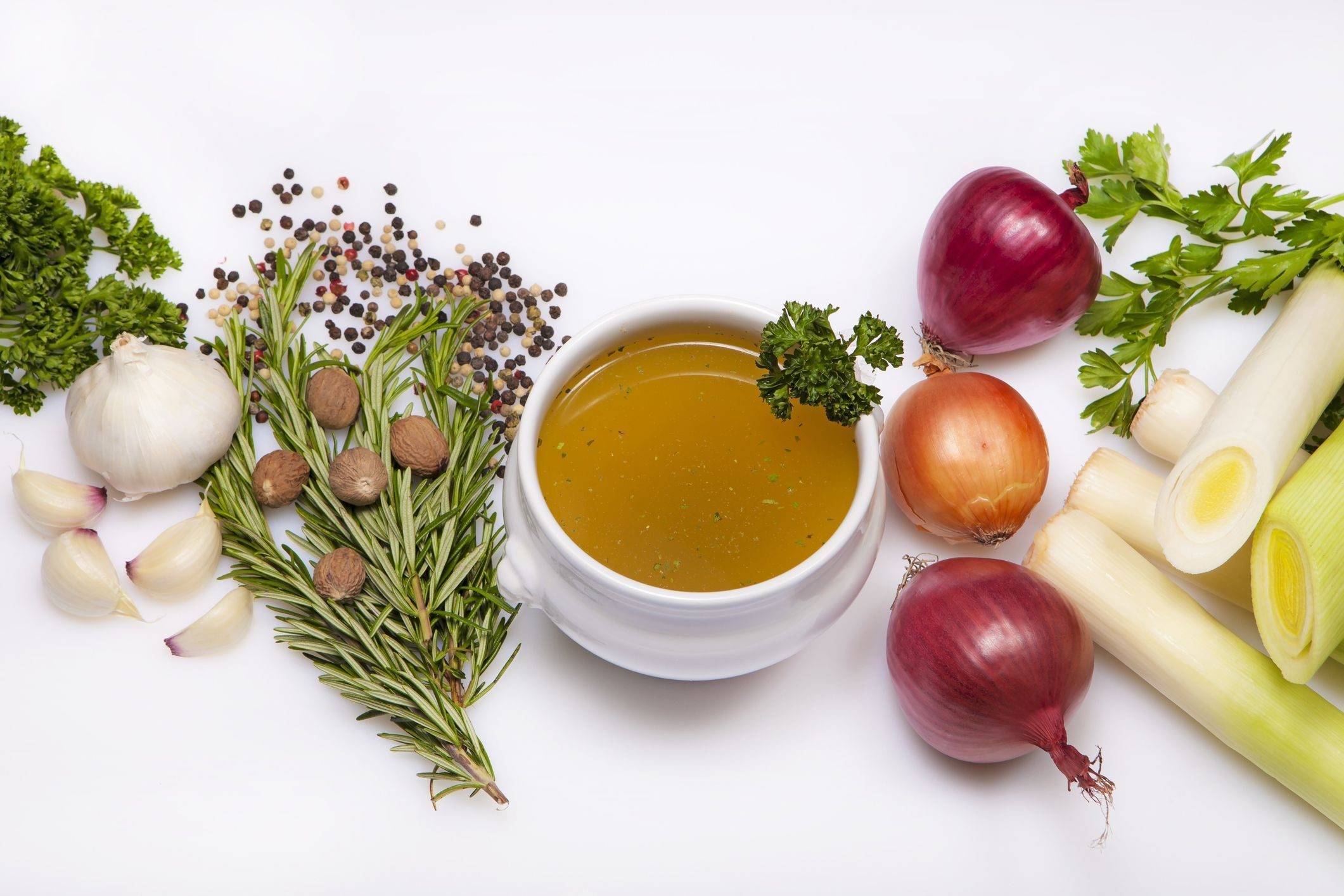 You can use this easy homemade vegetable broth in recipes calling for broth or stock of any kind, including soups, sauces and gravies. Great for all dishes vegetarian and vegan and includes a gluten-free option.