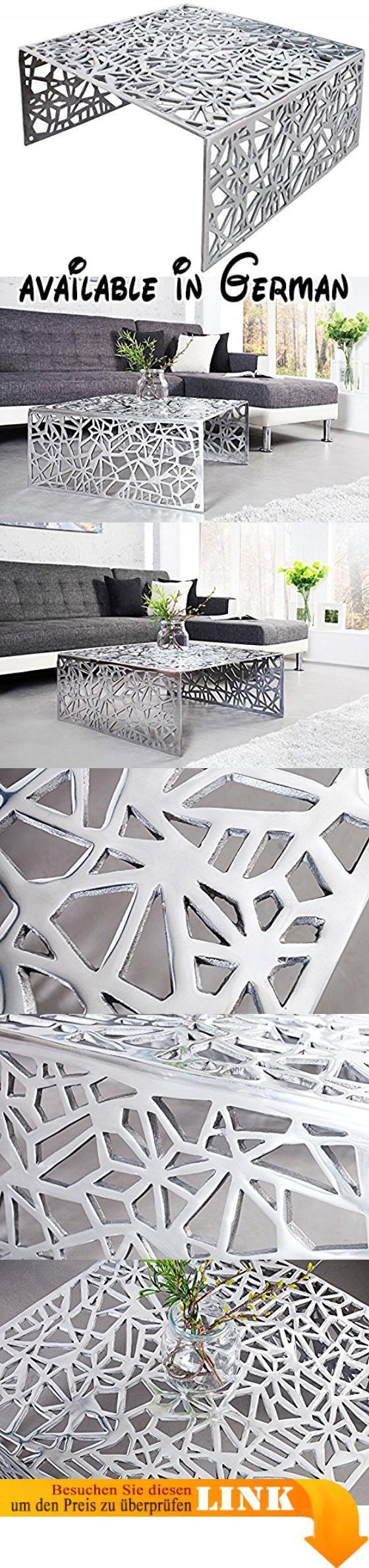Innenarchitektur wohnzimmer grundrisse bgdgk  casa padrino art deco couchtisch silber metall  x