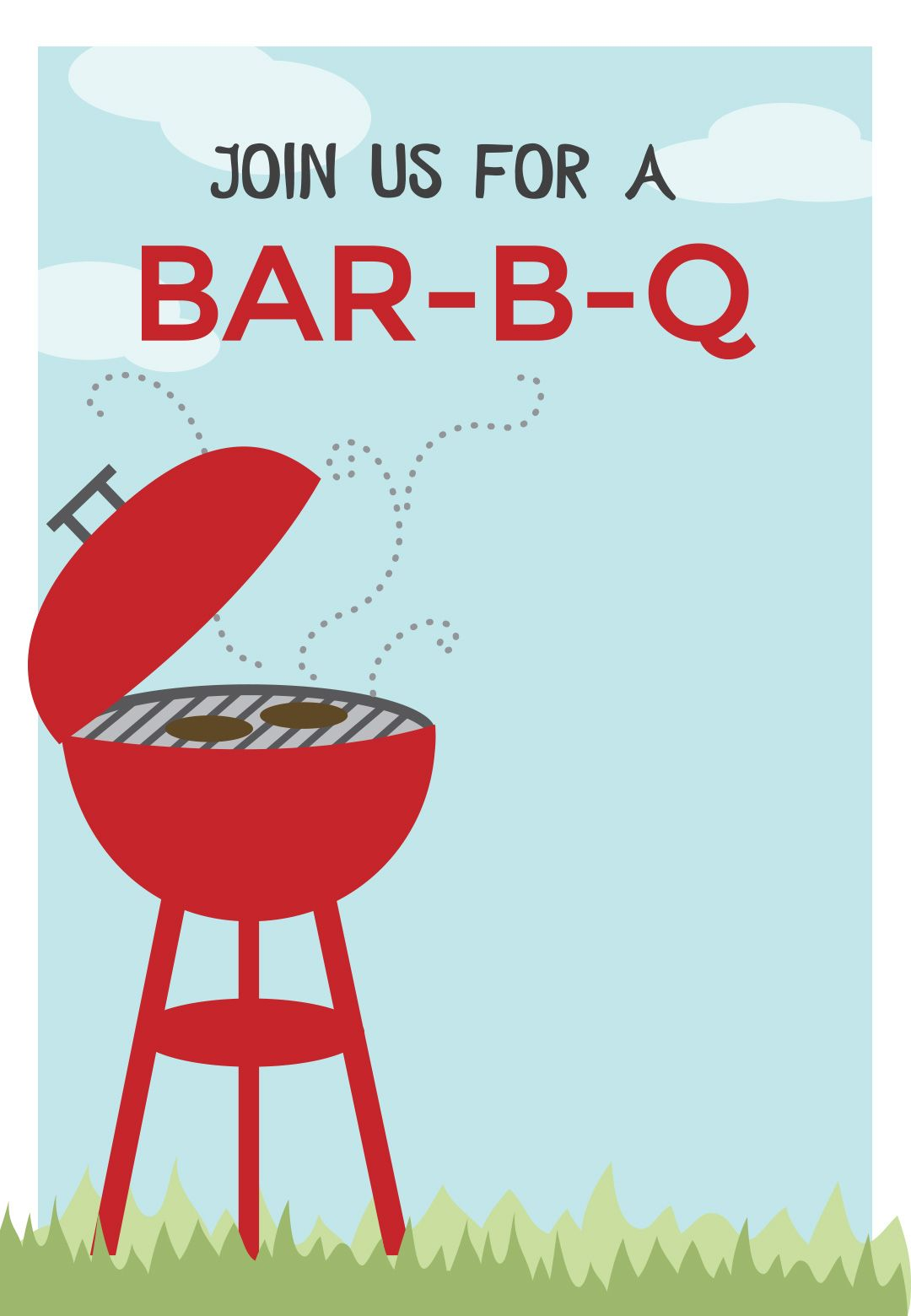 bbq invitation free printable bbq party ideas pinterest