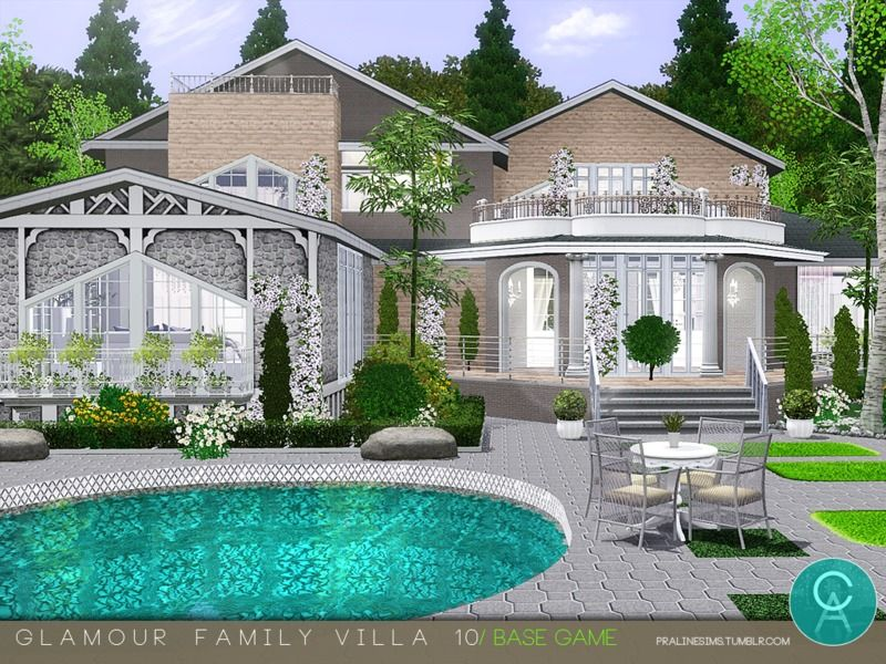 Base Game Found In Tsr Category Sims 3 Residential Lots Sims Building Sims Sims House
