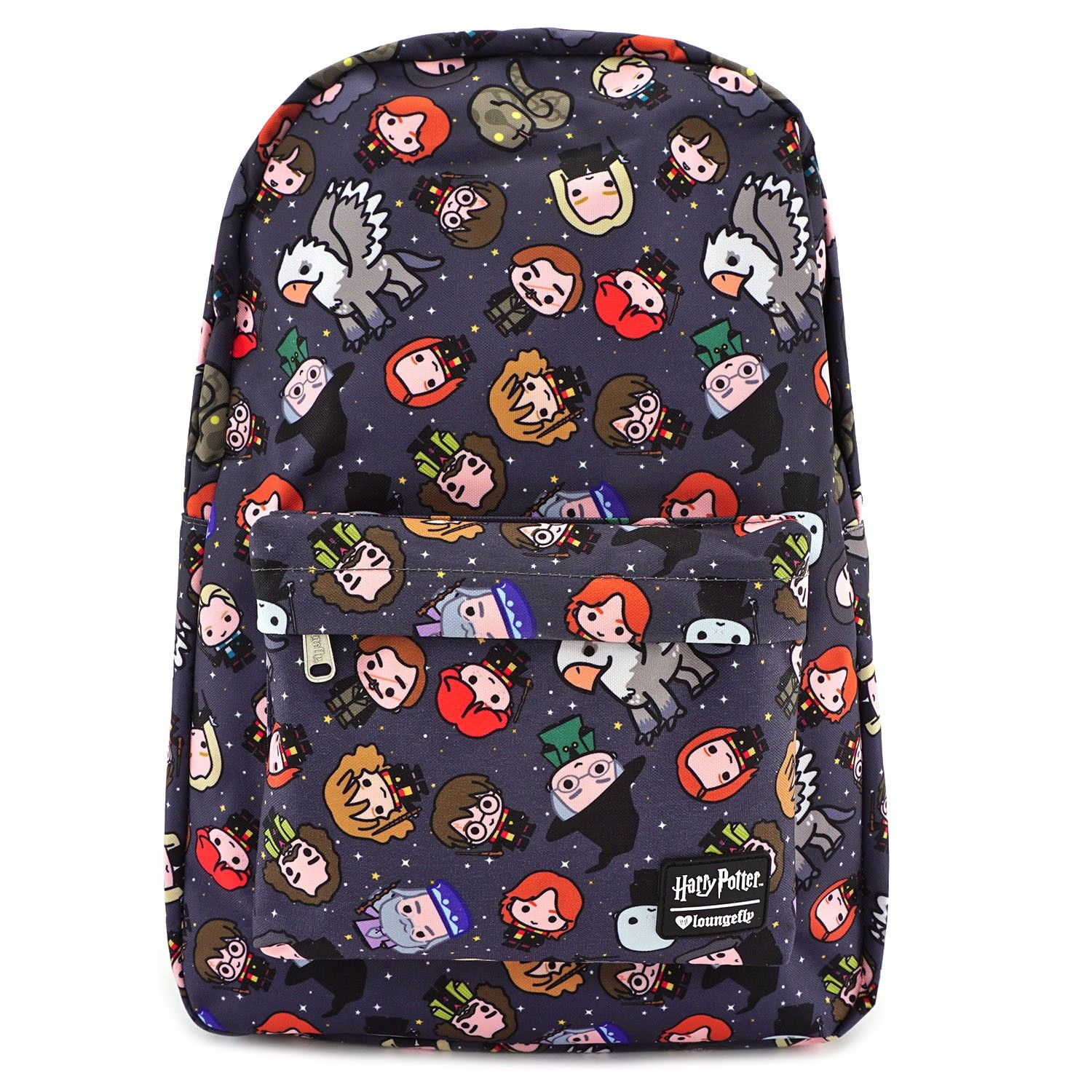 Loungefly x Harry Potter Chibi Character Print Backpack ... e0872ac605
