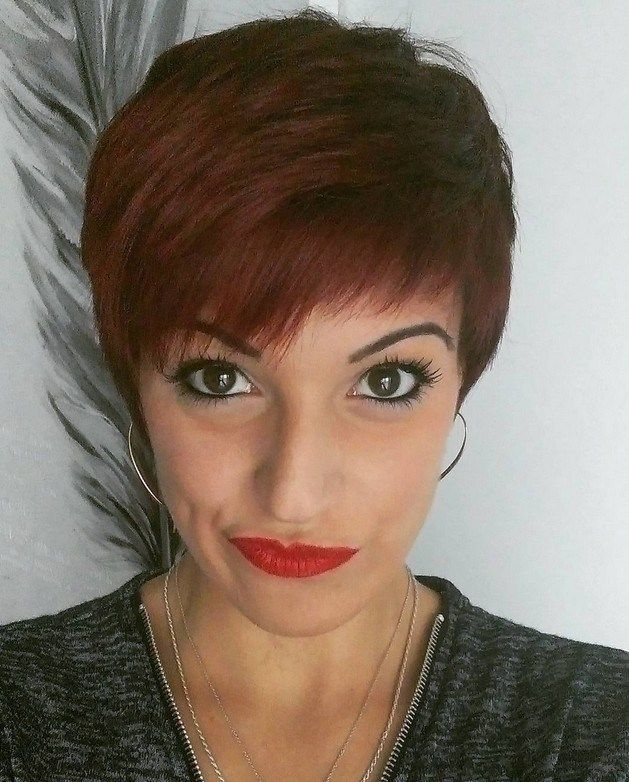 Short Pixie With Bangs Best Short Hair Styles