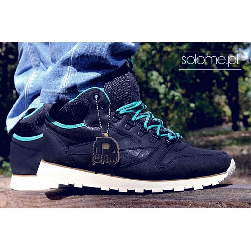 REEBOK CL LEATHER MID TRAIL V62858