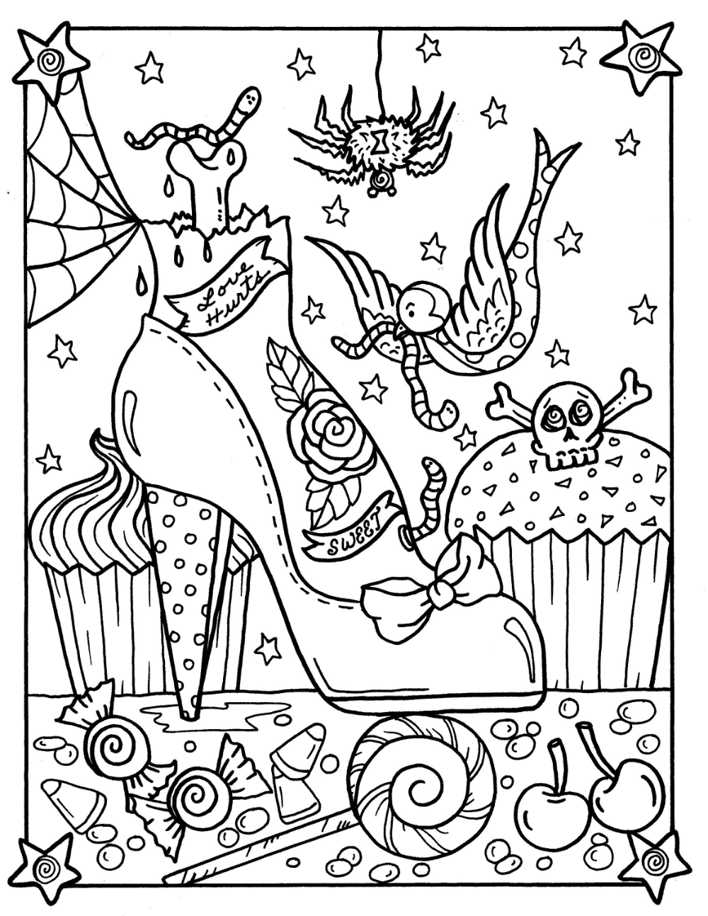Pin On Coloring Pages Deborah Muller