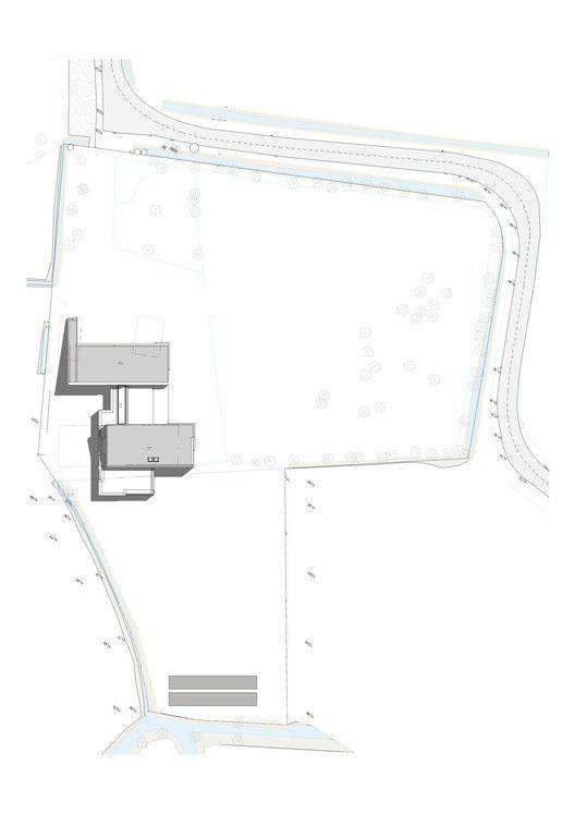 Casa F&C KIEKENS,Implantação