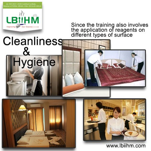 #LBIIHM - Since The Training Also Involves The Application Of Reagents On Different Types Of Surface!!!!! http://www.lbiihm.com/