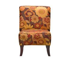 Bianca Floral Accent Chair  Here is the chair that goes with the Sofa.