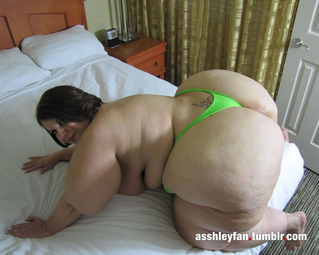 Hairy bent over ass and pussy
