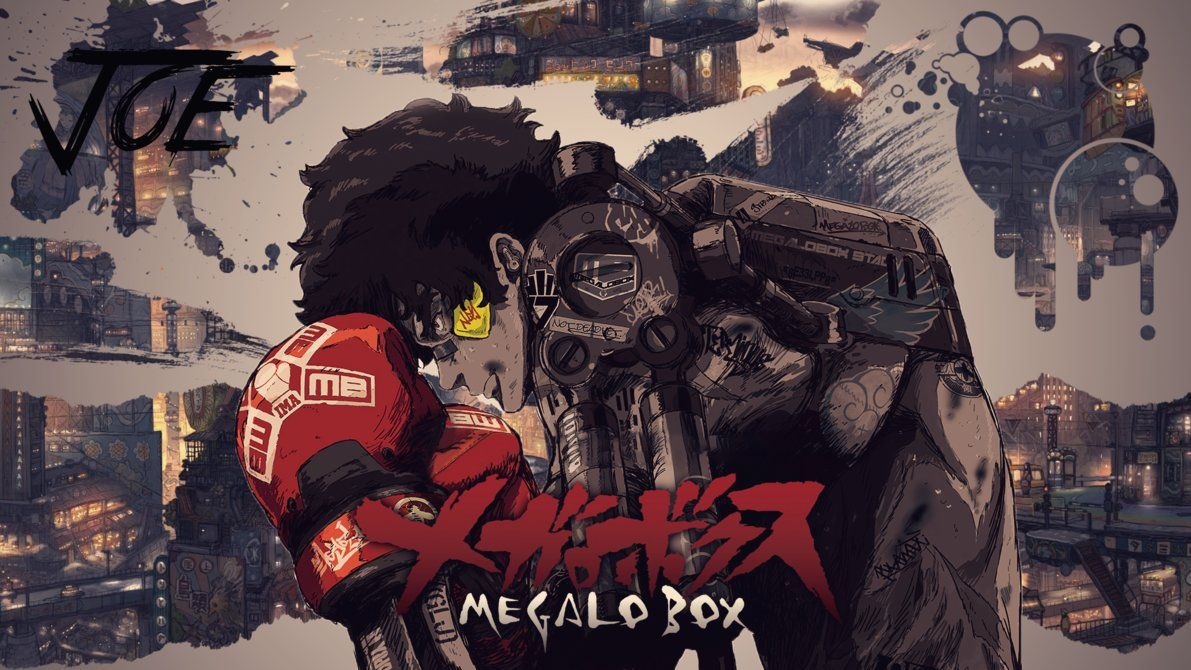 Top 10 Megalo Box Wallpapers And Or Background Images Anime Wallpaper Anime Character Wallpaper