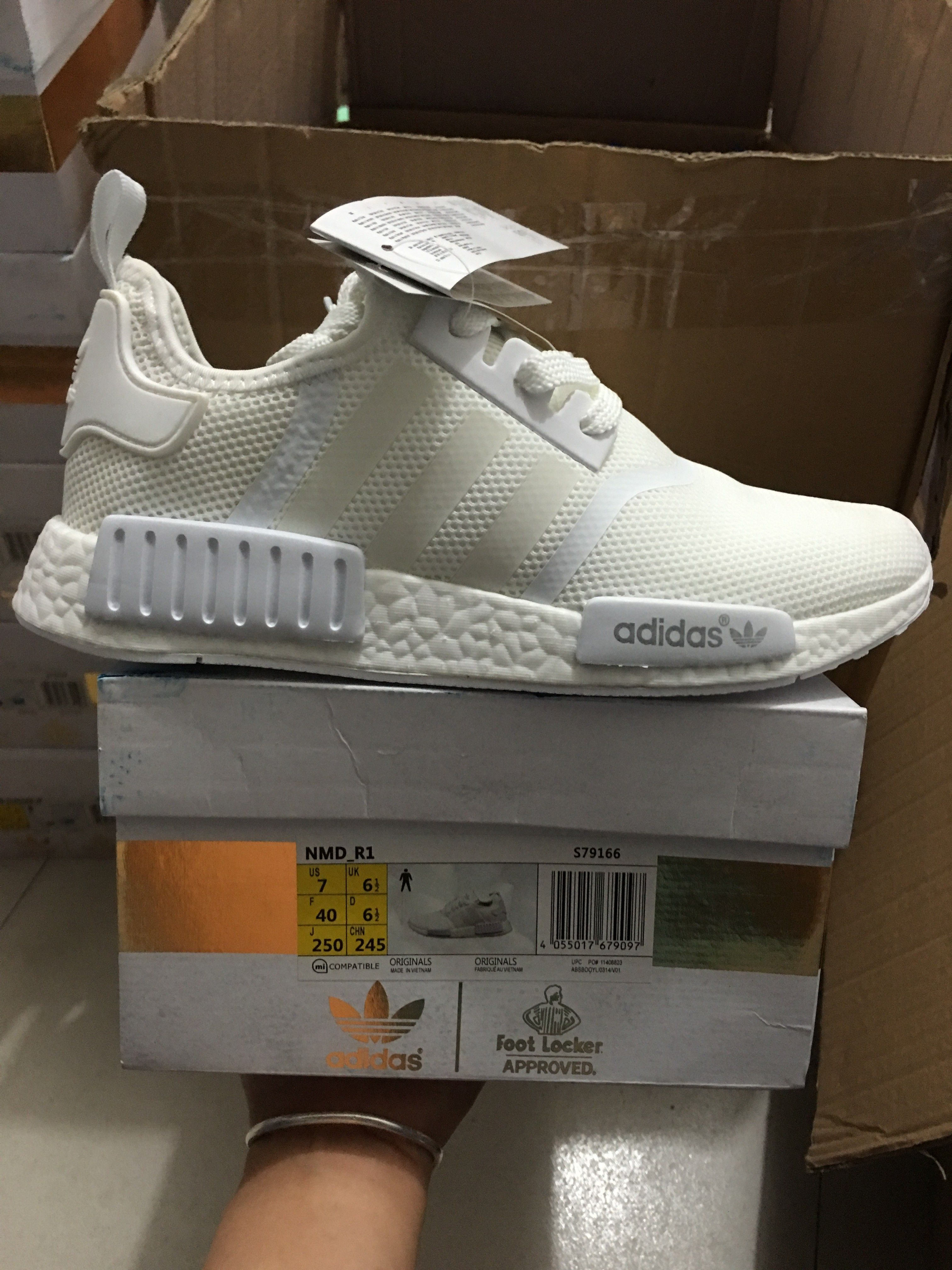Prix Chaussures Blanche Nmd Meilleur Femme Adidas All 35Aq4LcRjS