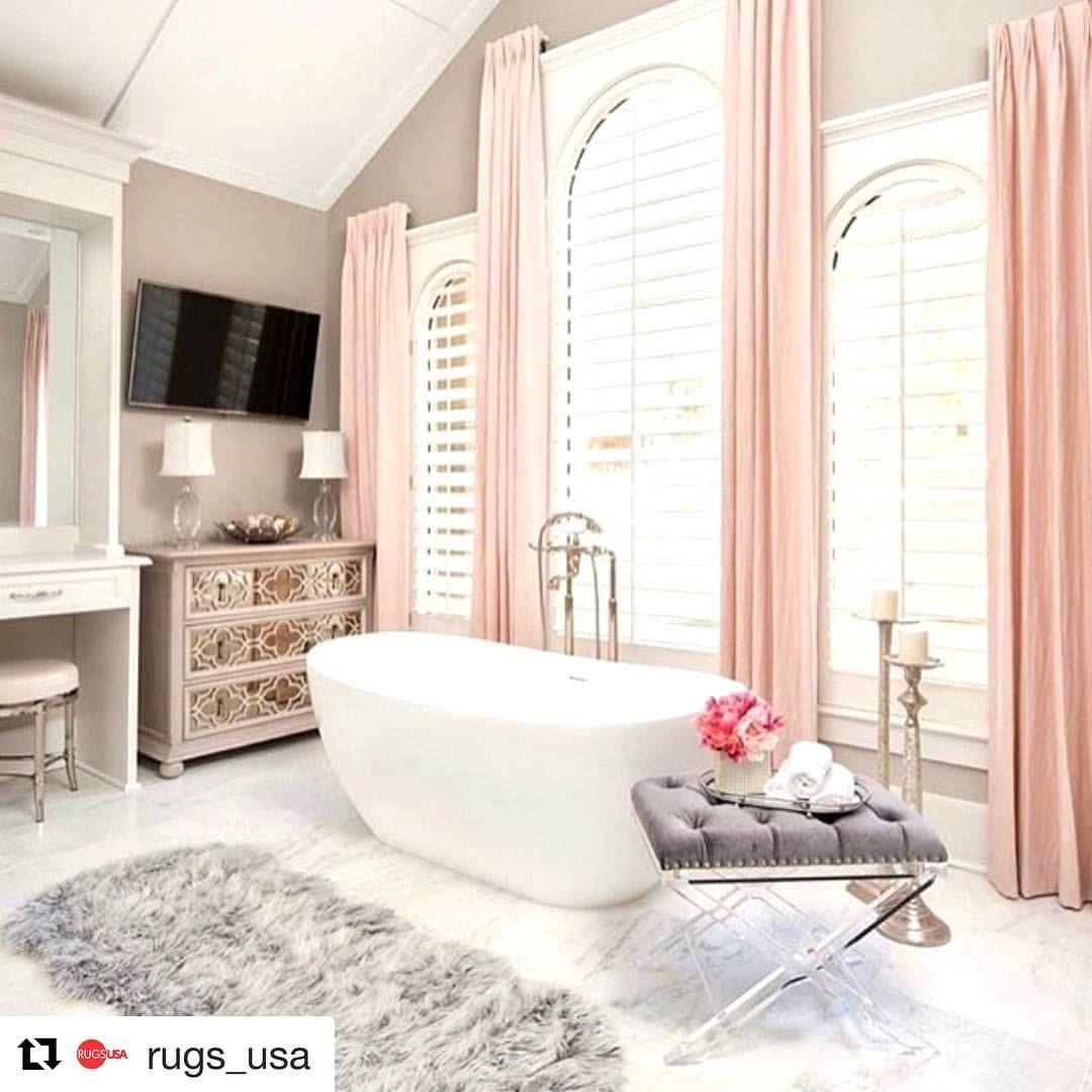 25 Stunning Transitional Bedroom Design Ideas: Blush Bath Official Ally Whalen Design (@allywhalendesign
