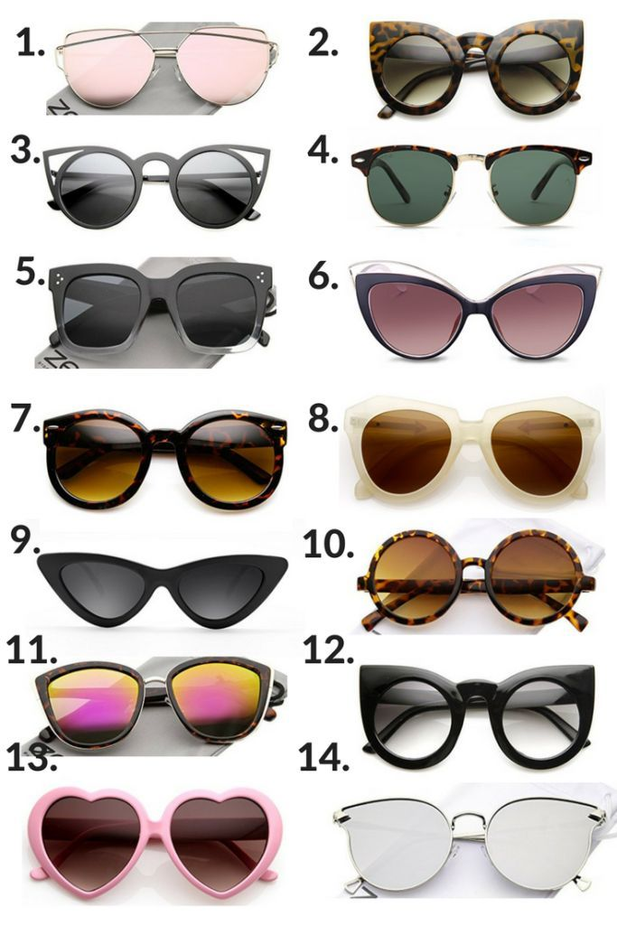 The 15 Best Sunglasses on Amazon Under $15 Amazon