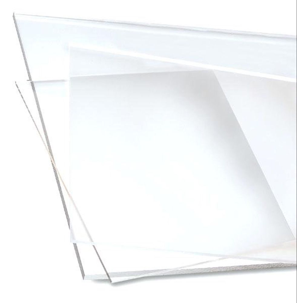 Clear Plexiglass Acrylic Sheets 1 16 1 8 Etsy Plexiglass Sheets Clear Plexiglass Clear Acrylic