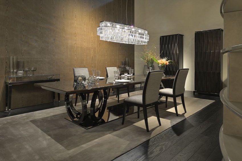 15 Moderne Esstische von Top Luxus Möbel Marken #luxus #esszimer