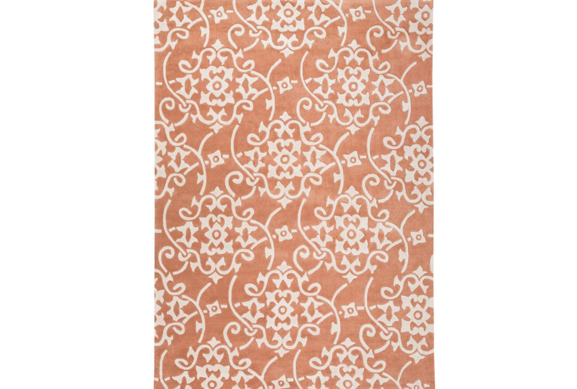 96X132 RugColleen Rust Rugs, Large rugs, Home accents