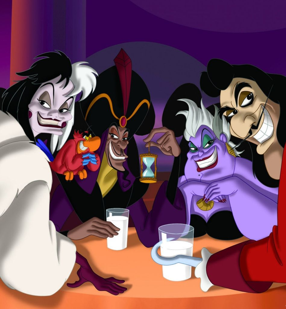 """Take our quiz, """"Which Disney Villain Are You?"""" and share your result with your friends and family!"""