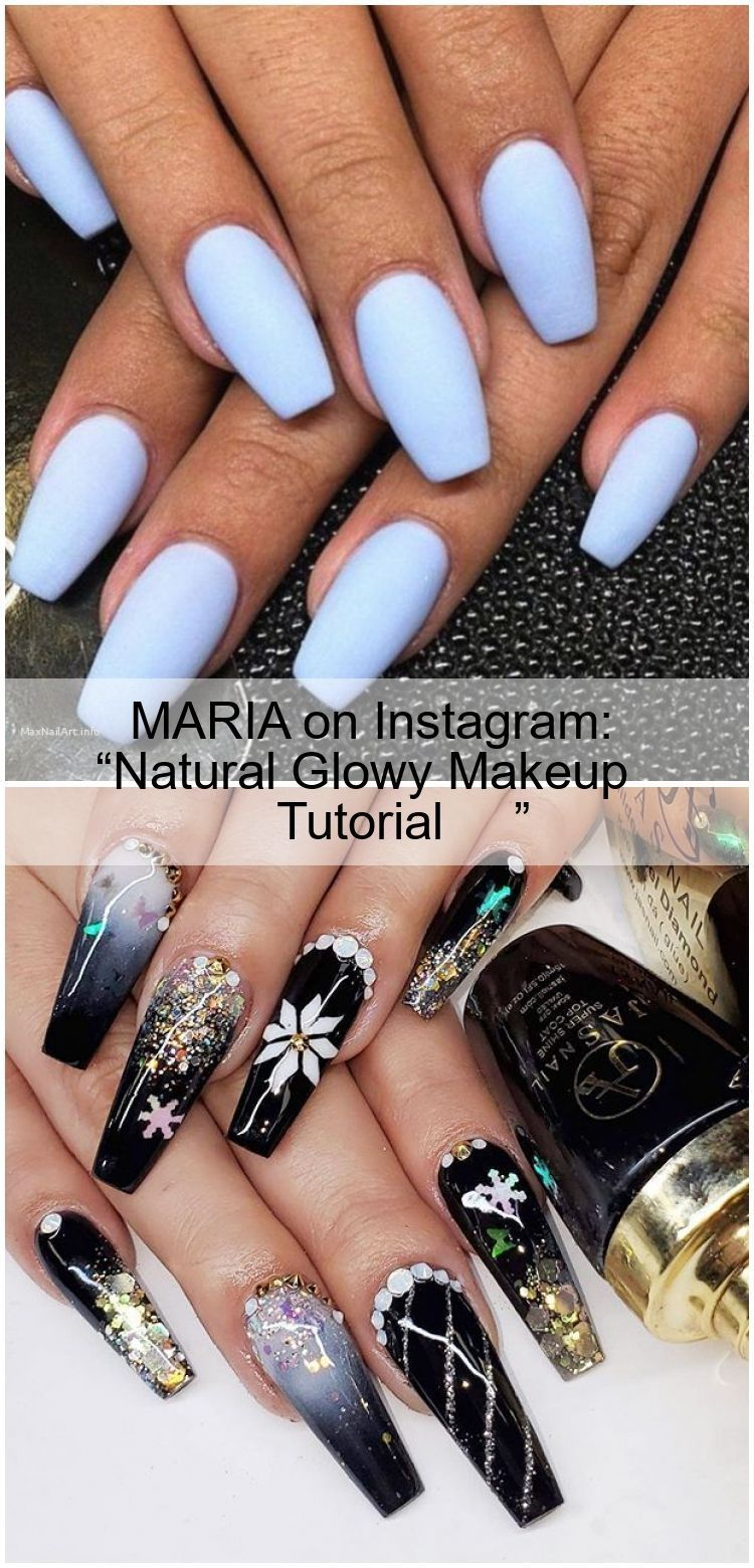 "MARIA on Instagram: ""Natural Glowy Makeup Tutorial ​#makeup #fashion #blogger #style #inspira... -  MARIA on Instagram: ""Natural Glowy Makeup Tu..."