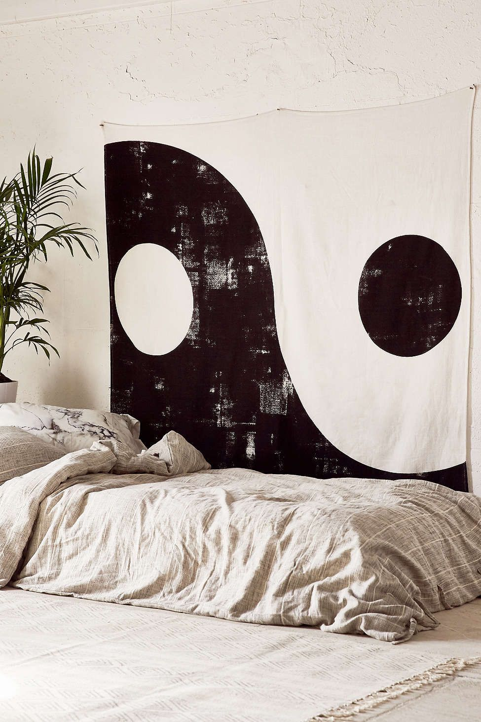 Yin-Yang Tapestry - Urban Outfitters