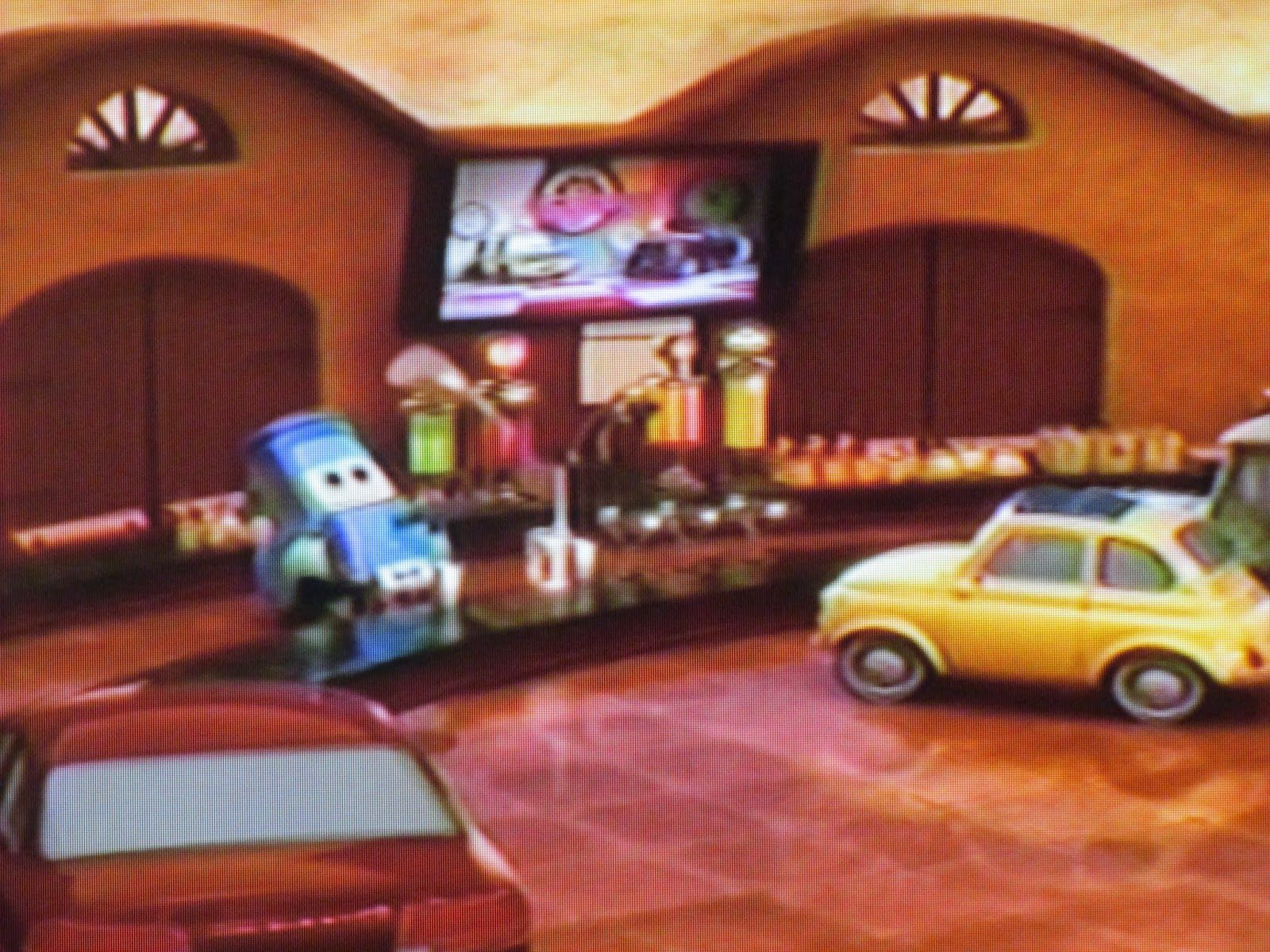 The Pizza Planet Truck Actually Makes A Couple Of
