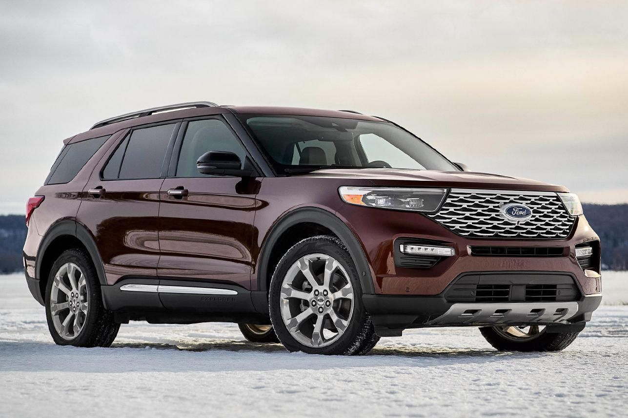 2020 Ford Explorer 2020 ford explorer, Ford explorer