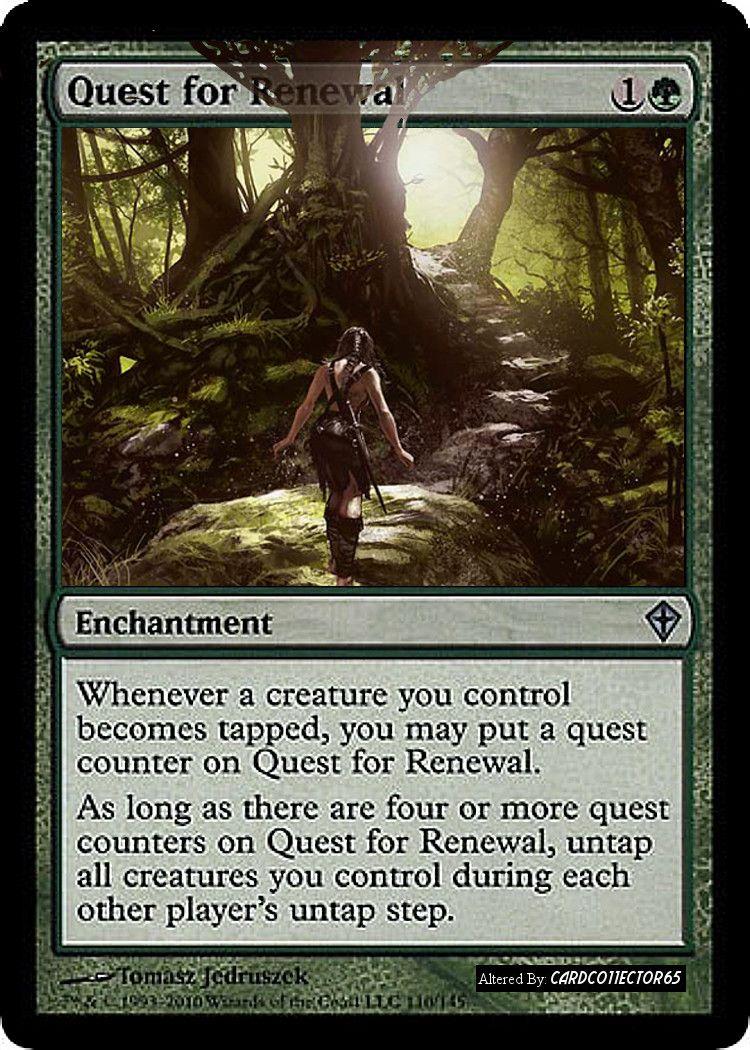 EXPLORATION Conspiracy MTG Green Enchantment Rare