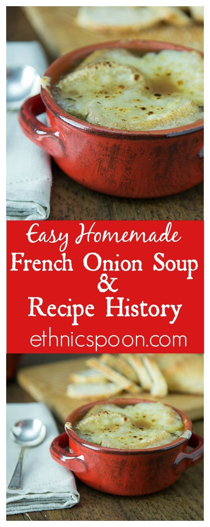 French Onion Soup And Its History Recipe Delicious French Onion Soup Homemade French Onion Soup French Onion Soup Recipe