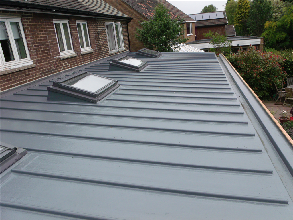 Topseal Grp System With Simulated Lead Roll Details