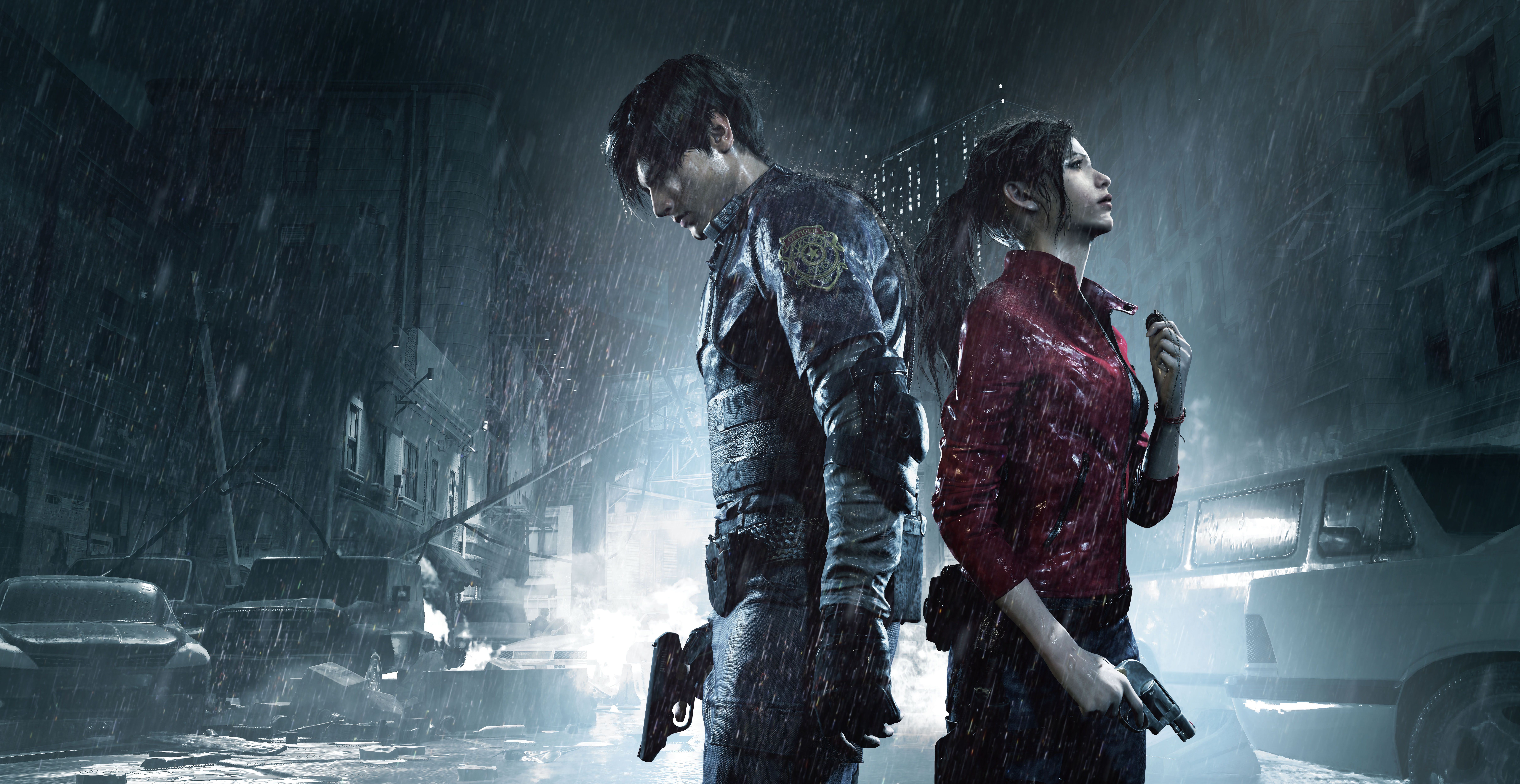 Resident Evil 2 Dlcs Are Already In The Works Resident Evil 2