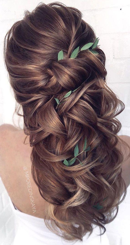 20 Trendy Half Up Half Down Hairstyles - Metarnews Sites