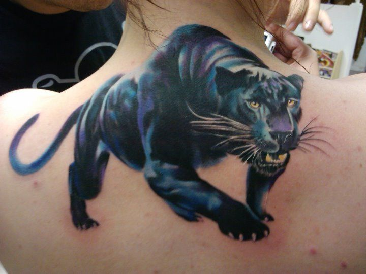 Panther Tattoo Meaning In Fact The Panther Tattoo Has A