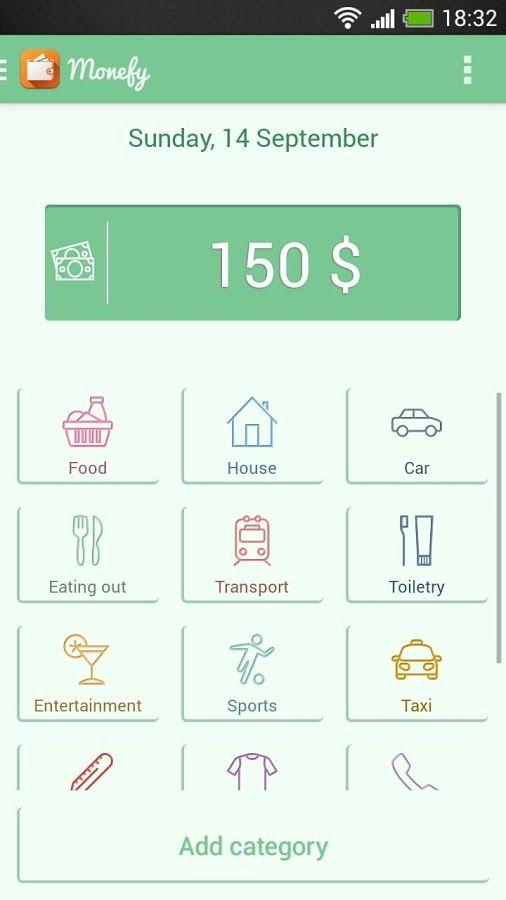 Category icons | Finance App | Spending tracker, App